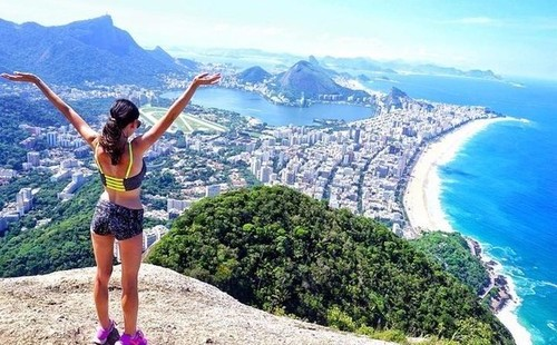 South America Vacation